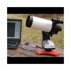 Merlin Fotokopf mit Handsteuerung und Zubehör Set