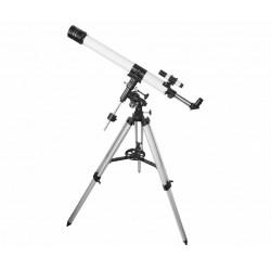 Starscope 80|900mm Refraktor Teleskop auf EQ3-1 und Stativ