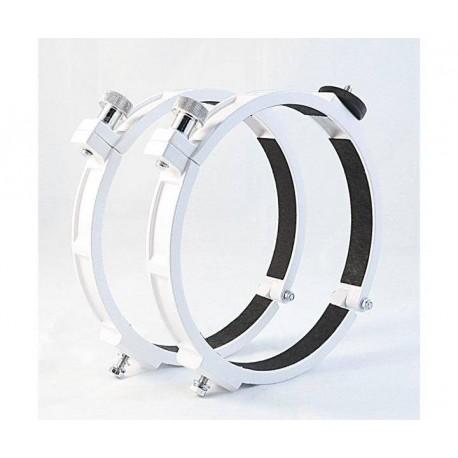 Rohrschellen Set 2 Stückfür Tubus Durchmesser 235 mm