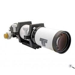 TS ED 80mm f|7 Refraktor Teleskop mit 2 Zoll  Crayford Okularauszug
