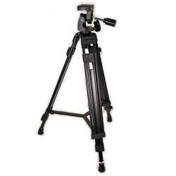 Fotostativmit Neigekopf76cm bis 155cmbis 9kg
