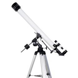 Starscope 60|900mm Refraktor Teleskop auf EQ2-1 und Stativ