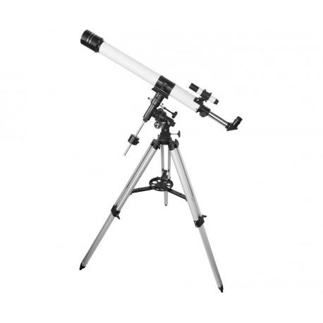 Jupiter Refraktor 70/1000, Komplettset