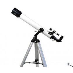 Starscope 70/700-mm-Refraktor mit Montierung & Stativ