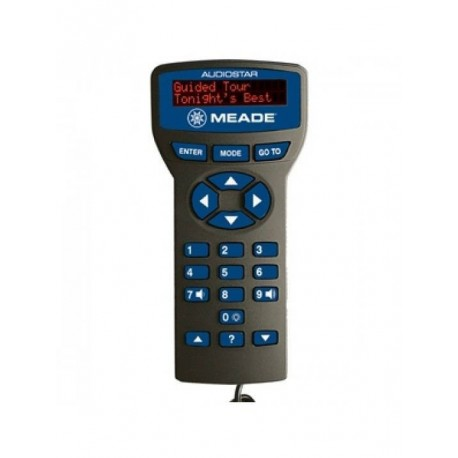 AudioStar. Handcontroler und Bediengerät