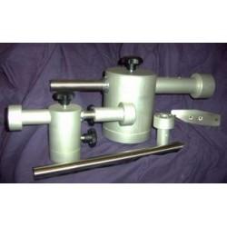 Tele-OpticEdel-Stahl Gegengewichtstange