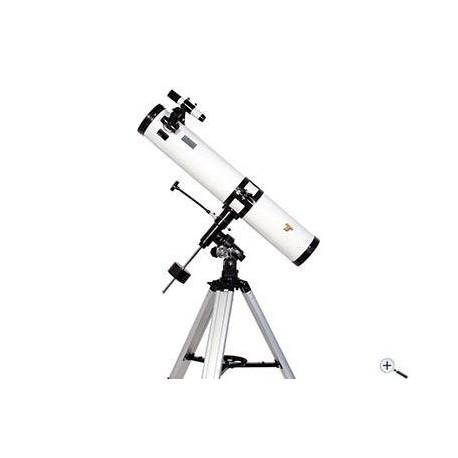 Starscope 114|900mm Newton Einsteigerteleskop mit Montierung und Stativ