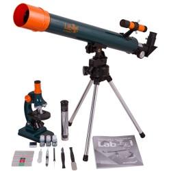 Levenhuk LabZZ MT2 Mikroskop/Teleskop-Set