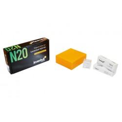 Levenhuk N20 NG Objektträger-Set mit vorbereiteten Proben