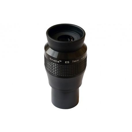"""Nirvana-ES UWA 82° 7mm 1.25"""" Okular"""
