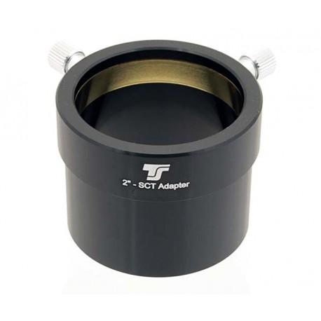 """TS-Optics Adapter vom SC Gewinde auf 2"""" Steckdurchmesser"""