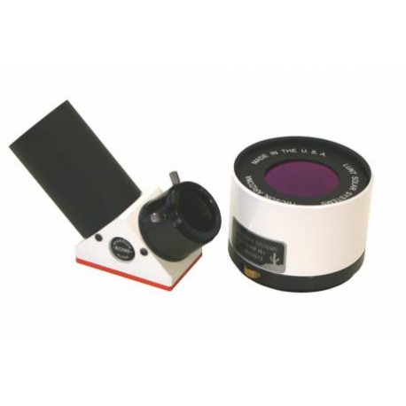 Sonnenfilter 50mm Ha Eon-Filter-System mit B1200 Blocking Filter für 2 Zoll  Auszüge
