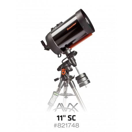 Advanced VX (AVX) C11 SC Goto-Teleskop
