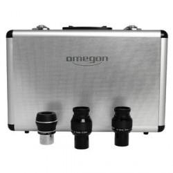 Omegon Deluxe Okularkoffer, optimiert für Brennweiten ab 1800mm