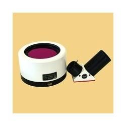 Sonnenfilter 100mm Ha Eon-Filter-System mit B1200 Blocking Filter für 2 Zoll  Auszüge