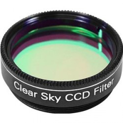 Clear Sky CCD Filter