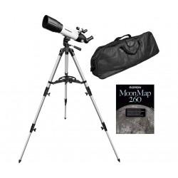 Orion StarBlast 90 mm Azimutales Refraktor Reiseteleskop