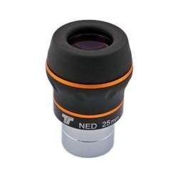 ED Flatfield 25 mm Okular 60 Grad